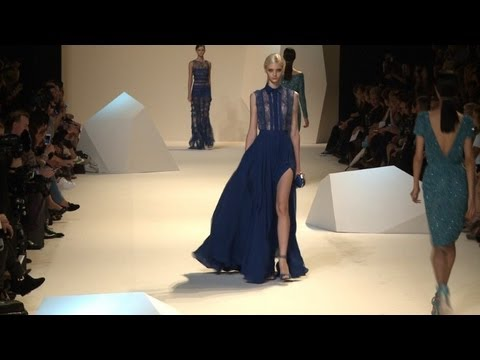 Elie Saab Collection Printemps/Eté 2013