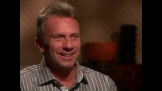 Chris Myers interviews Joe Montana