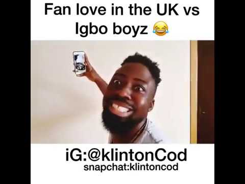 Klinton Cod   Naija vs UK Compilation