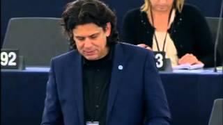 Kohéziós vita, plenáris felszólalás – 2015. október 27.