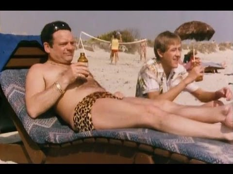 Del and Rodney Go To Spain | Only Fools and Horses | BBC