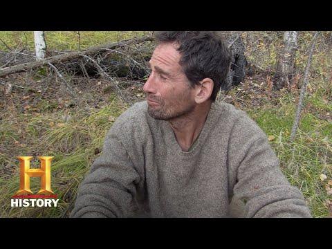 Alone: Dave Struggles with Killing (Season 5, Episode 5) | History