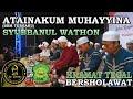 Download Lagu Az Zahir BBM - Atainakum Muhayyina & Syubbanul Waton Mp3 Free