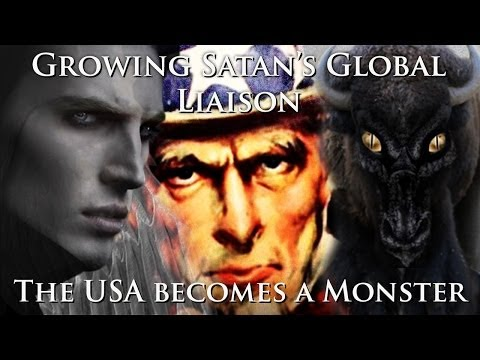 America in Bible Prophecy   Satan's Global Liaison