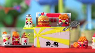 Shopkins Food Fair Official TV Commercial