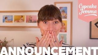 New Series Announcement! | Cupcake Jemma by Cupcake Jemma