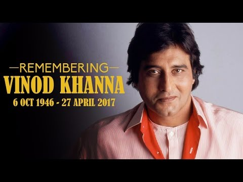 Remembering Vinod Khanna | Tabassum Talkies