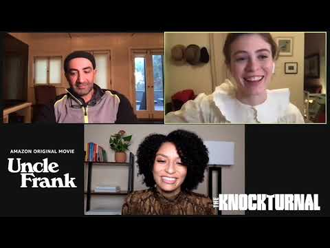 Alan Ball, Paul Bettany, Sophia Lillis, Peter Macdissi, Judy Greer, Lois Smith Talk 'Uncle Frank'