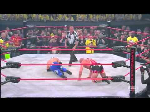 Jim Cornette shoots on the 1/4 Impact (1-4-10)