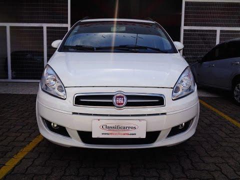 Fiat Idea attractive 1.4 Flex  - 2014