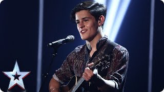 He first wowed the Judges with his original song about his ex-girlfriend, and now Reuben Gray is back - and this time, he's hoping to impress the Great Briti...