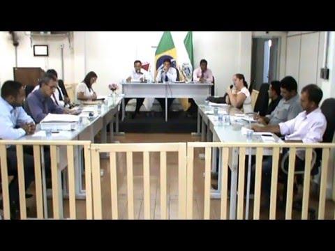 05ª Reunião Ordinária da Câmara Municipal (Exercício de 2016)