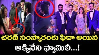 Video RAM CHARAN at Samantha Naga Chaitanya Wedding Reception 2017 |Naga Chaitanya Wedding Reception Video MP3, 3GP, MP4, WEBM, AVI, FLV November 2017