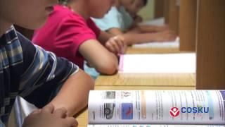 Cosku Books YouTube video