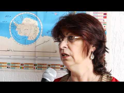 6° CBM - Entrevista Miss. Célia (Oriente Médio)