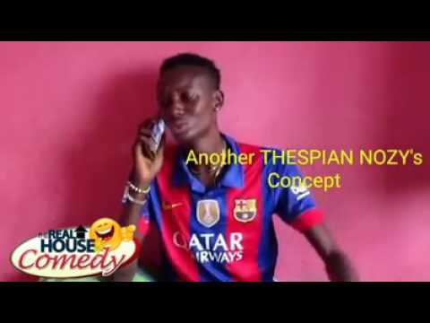 The Alert (Real House Of Comedy) (Nigerian Comedy)