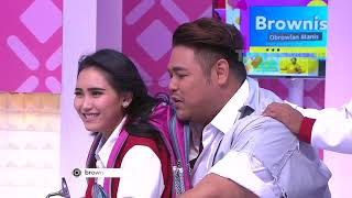 Video BROWNIS  - Igun Dan Ayu Parodi Dilan (19/2/18) Part 1 MP3, 3GP, MP4, WEBM, AVI, FLV Januari 2019