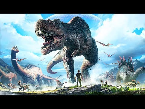 ARK: Survival Evolved - DINOSAUR SURVIVAL!! (ARK Extinction Gameplay)