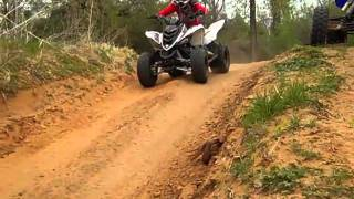 2. Yamaha Raptor 90
