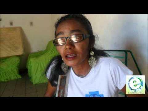 Marinete Nogueira fala de toda sua vida em Elesbão Veloso