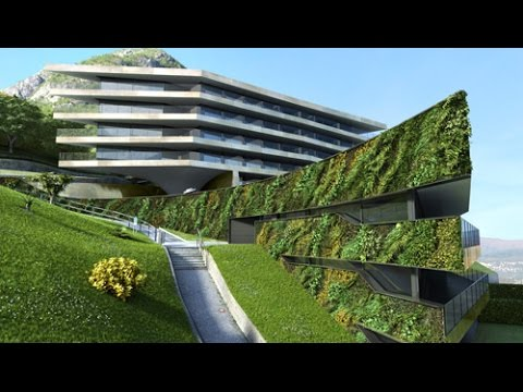 Nizza Paradise-3D architectural animation by Joel Stutz
