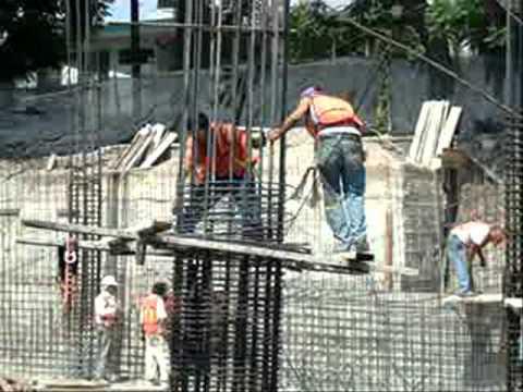 Columna Zunchada de concreto reforzado