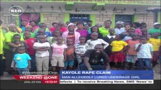 Police are looking for a man who is said to have been defiling girl in Kayole