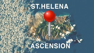 St.Helena & Ascension Island - Remote Islands of the World Sailing through south atlantic we explored some of the most remote ...