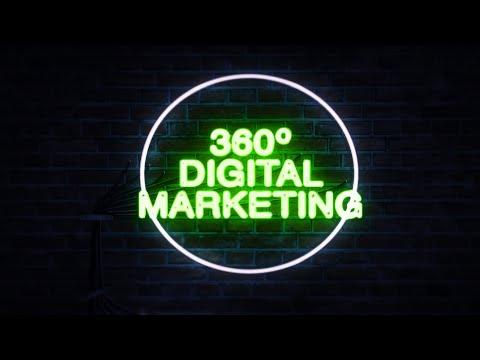 TOURISM 360° Digital Marketing promo | Corporate Presentation
