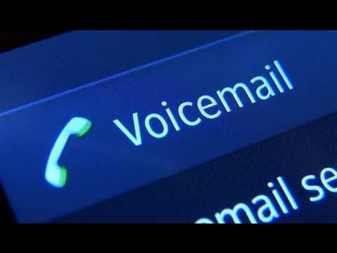 how to set up voicemail on galaxy y