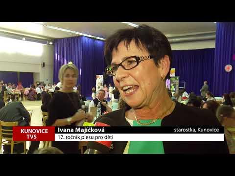 TVS: Kunovice - Ples dětí