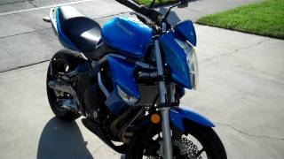 3. 2009 Kawasaki Er-6n Review