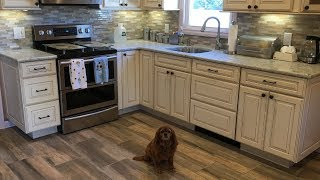 Complete Kitchen Remodel, Literally the Whole Thing! TimeLapse Extreme Makeover | Plus Design Ideas!