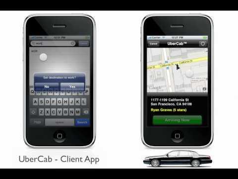 Taxi-app Uber verboden in Duitsland
