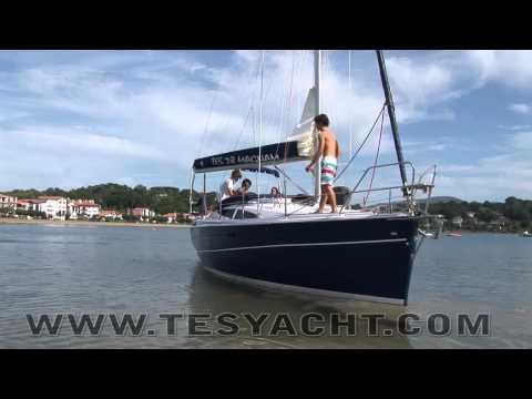 TES 28 MAGNAM - Beachage (видео)
