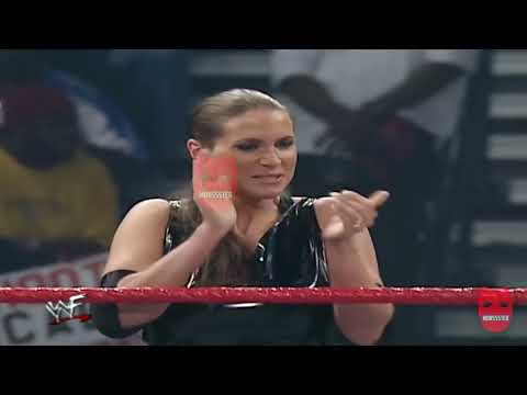 OMG Stephanie McMahon Destroyed 4 Monsters   Brock Lesnar  The Rock  Big Show an