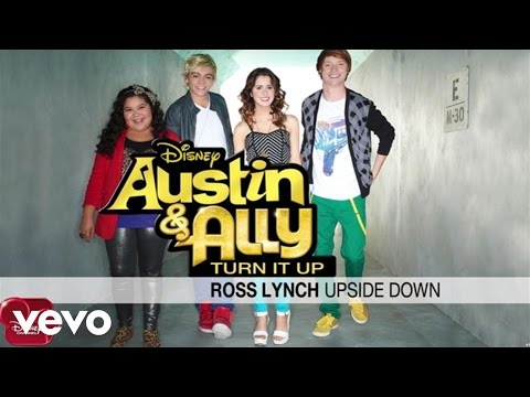 Tekst piosenki Austin & Ally - Upside Down po polsku