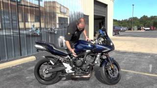10. Pre-Owned 2008 Yamaha FZ6