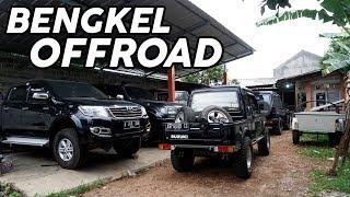 Download Video GARAGE TOURS: Bengkel Offroad XCTOS  - CARVLOG INDONESIA MP3 3GP MP4