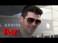 "Thicke Reveals Giant Secret Behind ""Blurred Lines!"""