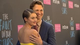 Nonton 'The Fault In Our Stars' Premiere Film Subtitle Indonesia Streaming Movie Download