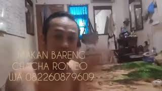 Video MAKAN BARENG LIPUTAN VJ CUACHA ROMEO MP3, 3GP, MP4, WEBM, AVI, FLV Juli 2018