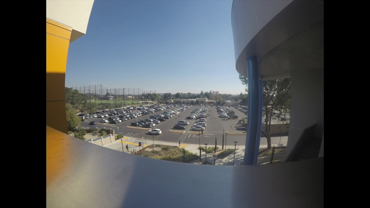 Citrus College – The Battle for Parking