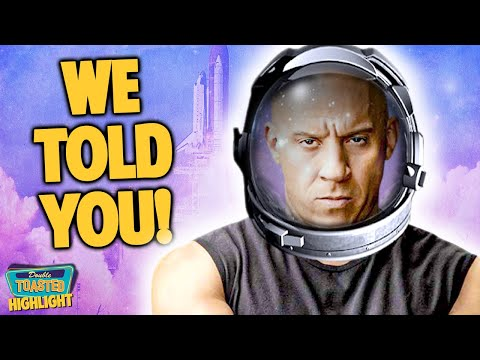 THE FAST AND FURIOUS FRANCHISE GOING TO SPACE?! | Double Toasted