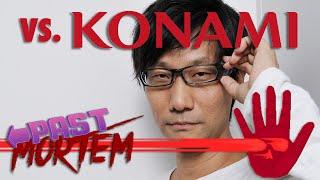 Video Kojima vs Konami Explained | Past Mortem [SSFF] MP3, 3GP, MP4, WEBM, AVI, FLV Juni 2018