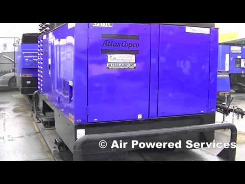 900cfm x 350psi Large Diesel Compressor available from Air P