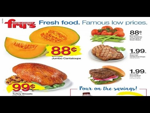 fry fresh food ad Famous low prices valid to 3/28/2017