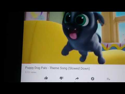 The Wiggles Puppy Dog Pals 2002 Low Pitch