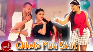 Sexy Dance Song - Chhoto Mini Skirt by Durgesh Thapa