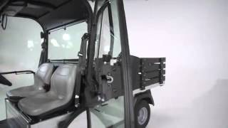 9. Carryall   New Club Car utility and turf   improved ergonomics
